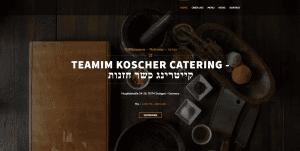 Teamim - Kosher Catering in Stuttgart Comming Soon